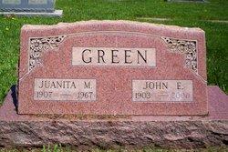 Juanita Maurice <I>Hernandez</I> Green
