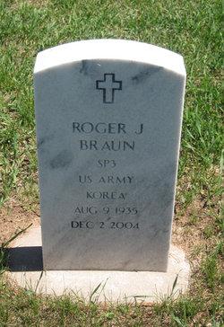 Roger J Braun