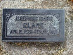 Josiphine Marie <I>Kless</I> Clark