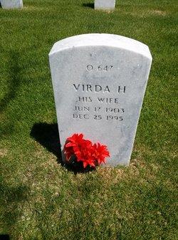 Virda Rose <I>Hyslop</I> Feeney
