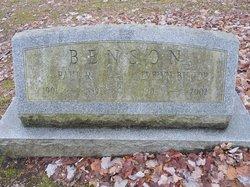 Evelyn <I>Bishop</I> Benson