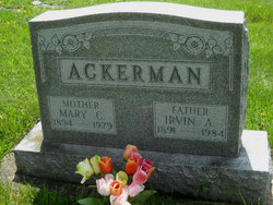 Mrs Mary C Ackerman