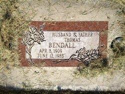 Thomas Bendell