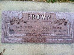 Fred Austin Brown