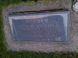 Eva Maude <I>Pace</I> Clark