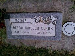 Afton <I>Madsen</I> Clark