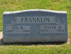 Oliver Morton Franklin