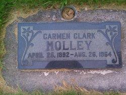 Carmen St Claire <I>Clark</I> Holley