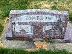 Marvin Albert Lambson