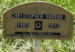 Christopher Allen Harrah
