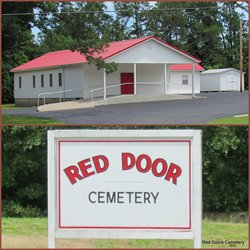 Red Doors Cemetery