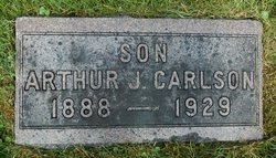 Arthur J Carlson