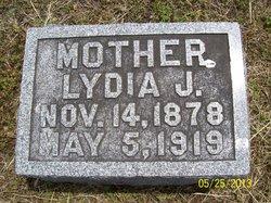 Lydia Josephine <I>Madden</I> Hicks