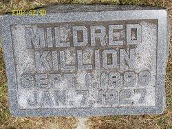 Mildred <I>Killion</I> Hicks