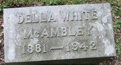 Delia Z <I>White</I> McAmbley