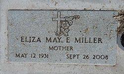 Eliza May E <I>Harding</I> Miller