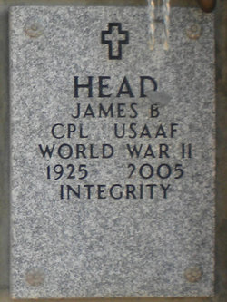 James B Head