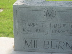Harry T. Milburn