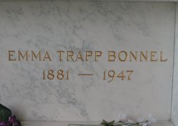 Emma <I>Trapp</I> Bonnel