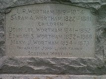 Mary J Wortham