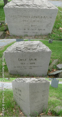 Stephen Arnold Aplin
