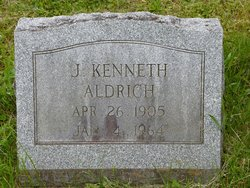 J. Kenneth Aldrich