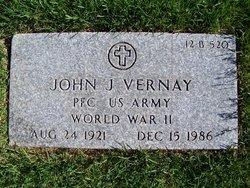 John Joseph Vernay