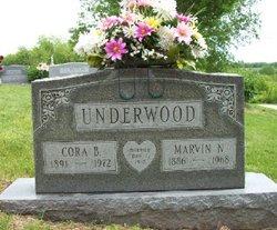 Cora B. <I>Hanna</I> Underwood