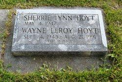 Wayne LeRoy Hoyt