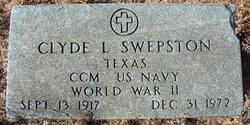 Clyde Leroy Swepston