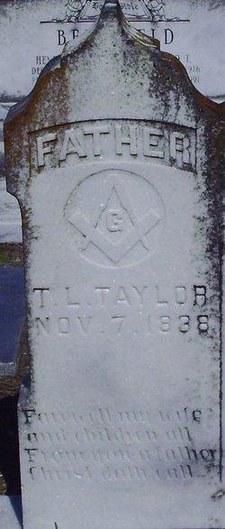 Thomas Lang Taylor