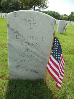 Luther Lee Berry
