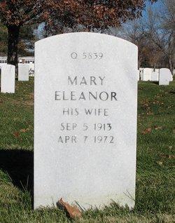 Mary Eleanor Curry