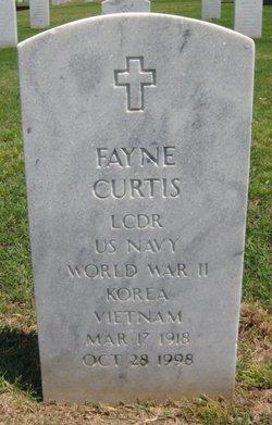 Fayne Eugene Curtis