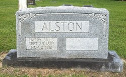 Harry Sills Alston