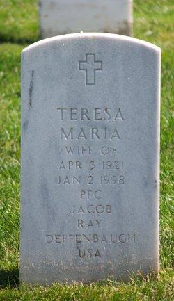 Teresa Maria Deffenbaugh
