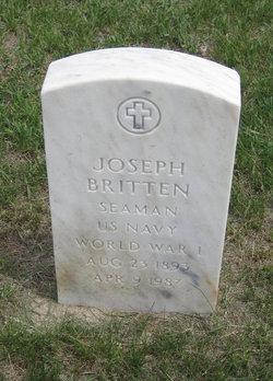 Joseph Britten