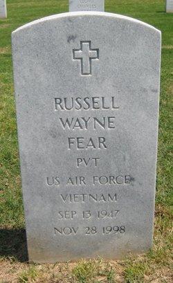 Russell Wayne Fear