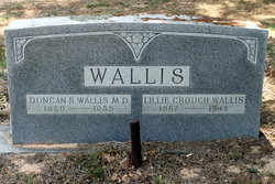 Dr Duncan R Wallis