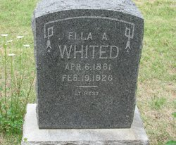 Ella Anetta <I>Eggers</I> Whited
