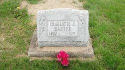 Charlotte Catherine <I>Hinegardner</I> Harter