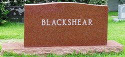 "Beatrice Henderson ""Bertie"" <I>Kimberlin</I> Blackshear"