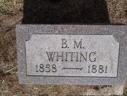 B M Whiting Everts
