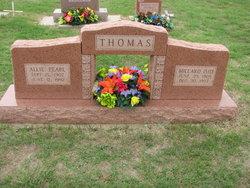 Allie Pearl <I>Talkington</I> Thomas