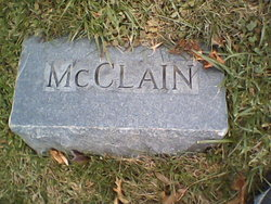 Mary Elizabeth <I>Loughlin</I> McClain