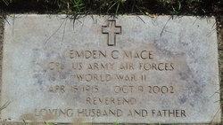 Rev Emden C Mace