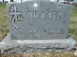 Ida A. <I>Miller</I> Braatz