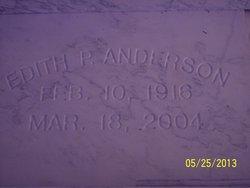 Edith P. Anderson