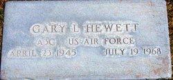Gary Lee Hewett