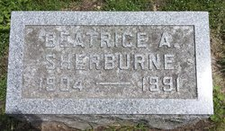 Beatrice A <I>Brown</I> Sherburne
